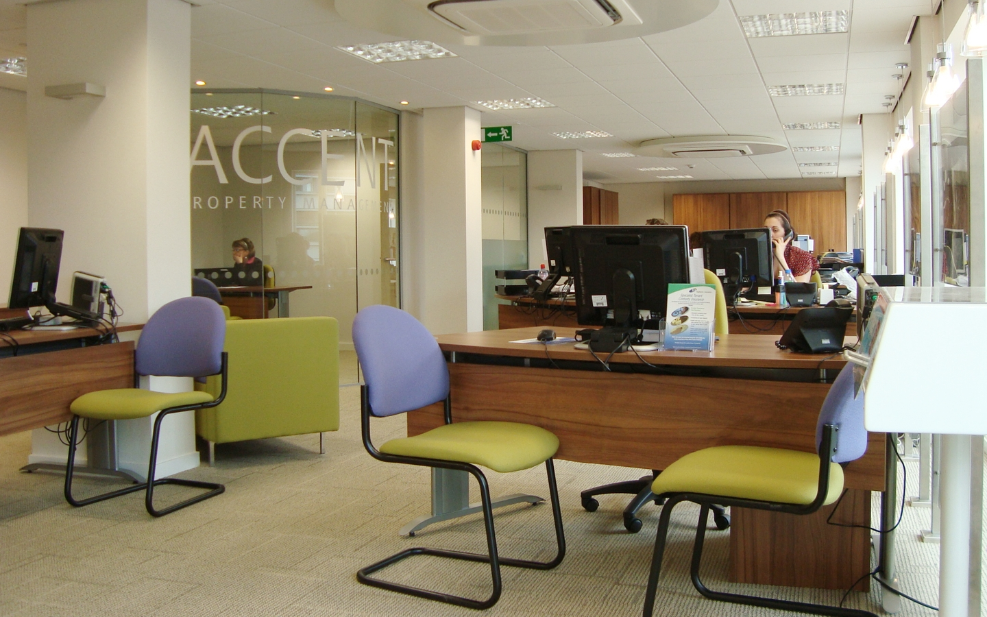 Accent Property Management, Cambridge Case Study