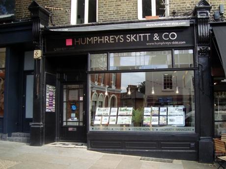 Humphreys Skitt Blackheath Shopfront