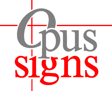 Opus Signs Logo